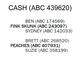 Cash c79d2f7e89a1a513055998d1bda10410