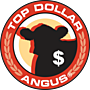 Top Dollar Angus banner