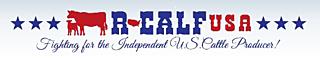 R-Calf banner