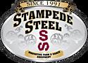Stampede Steel banner