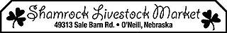 Shamrock Livestock banner